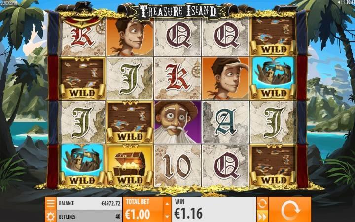 Pirate Attack, Online Casino Bonus, Treasure Island