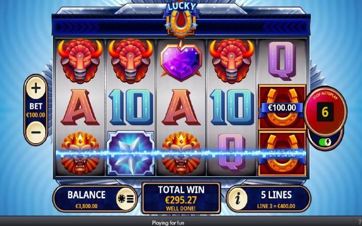 Džoker, Besplatni SPinovi, Online Casino Bonus, Lucky U