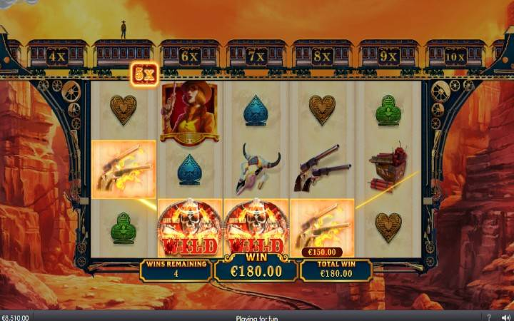 Mega Multiplier Free Games, Besplatni Spinovi, Online Casino Bonus, Bonus Train Bandits