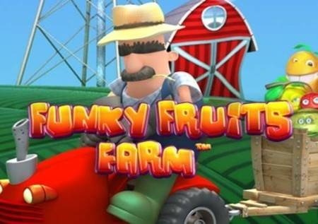 Funky Fruits Farm – vesela farma u novom video slotu