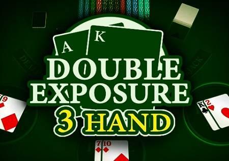 Blackjack Double Exposure 3 Hand – sve se vrti oko 21!