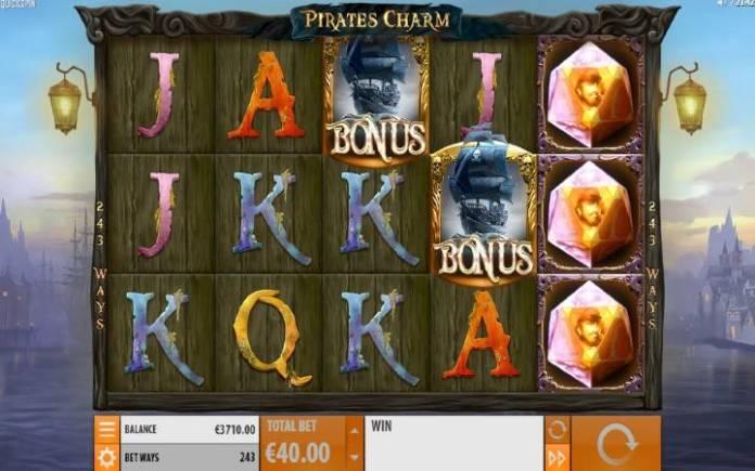 Mystery Spin, Online Casino Bonus, Quickspin