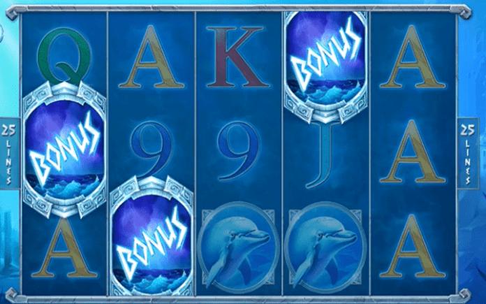 God of Wild Sea, Playson, Online Casino Bonus