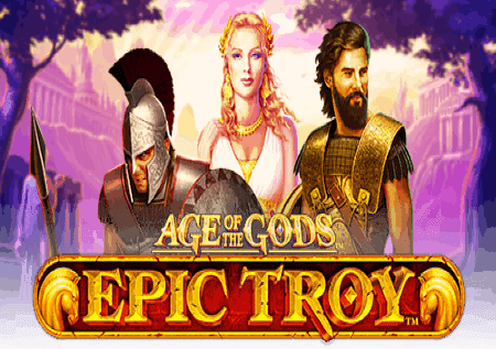 Age of the Gods: Epic Troy – osvojite moćne džekpotove!