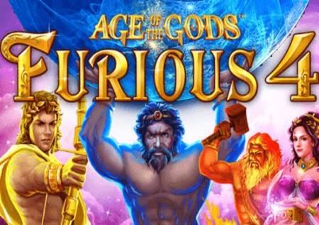 Age of the Gods: Furious 4 – bogovski džekpotovi!