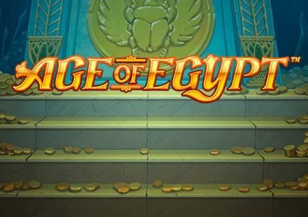 Age of Egypt – egipatska avantura u novom video slotu