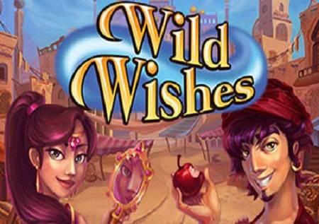 Wild Wishes – Aladinove čarobne lampe daju bonuse!