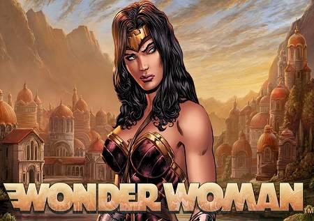 Wonder Woman – opaka ratnica u online kazino svetu!