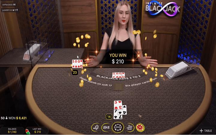 uživo kazino