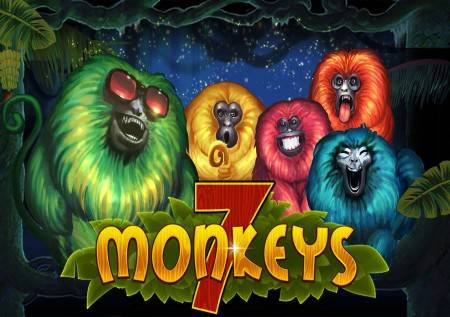 7 Monkeys- neodoljiva zabava usred džungle!