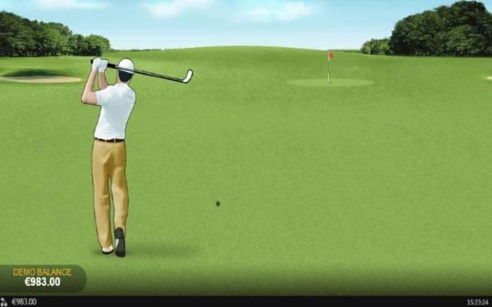 Golf Teren, Golden Tour, Online Casino Bonus, Playtech