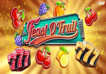 Feast o Fruit – voćna gozba u novom online slotu