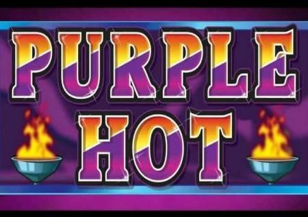 Purple Hot – klasičan slot sa 4 progresivna džekpota