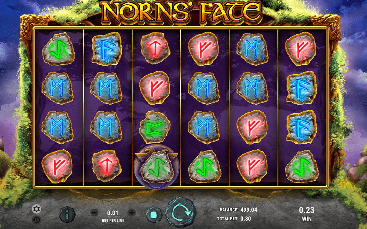 Norns Fate, GameArt, Online Casino Bonus