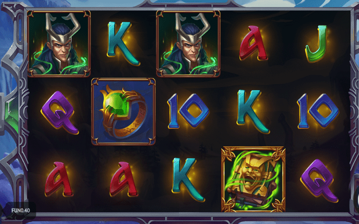 Book of Loki, 1x2 Gaming, Online Casino Bonus
