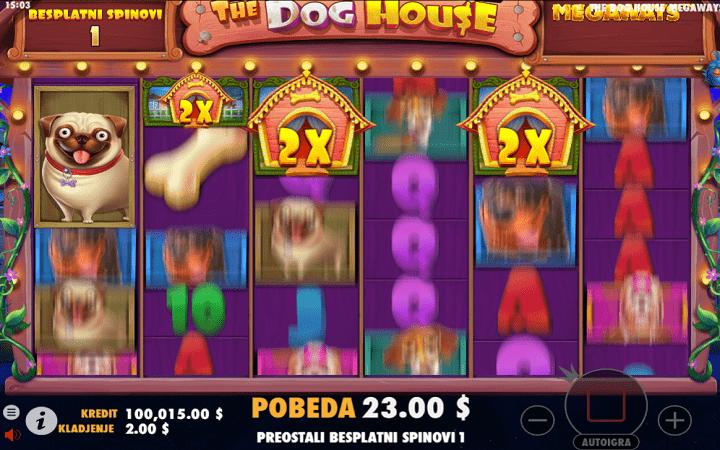 The Dog House Megaways, Pragmatic Play, Online Casino Bonus