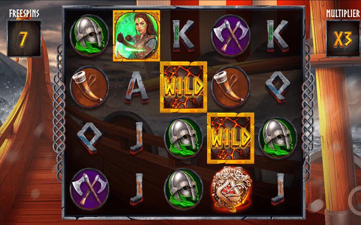 Battle Maidens, 1x2 Gaming, Online Casino Bonus