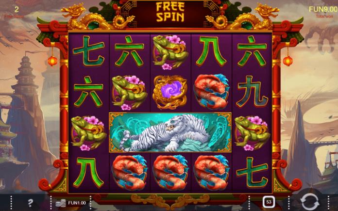Si Xiang, Iron Dog, Online Casino Bonus