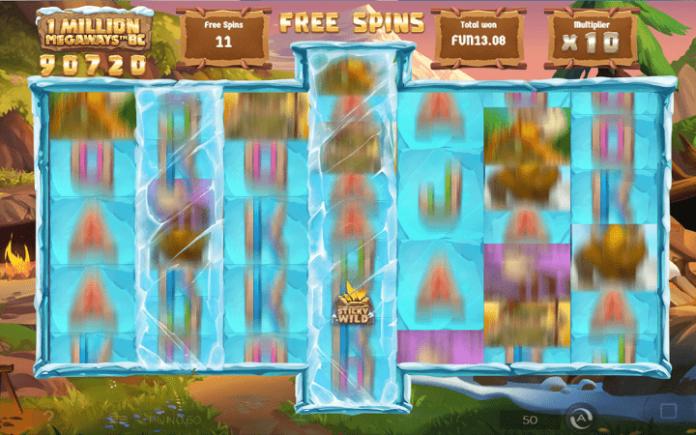 1 Million Megaways BC, Iron Dog, Online Casino Bonus