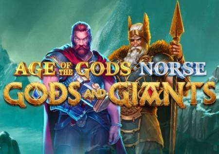 Gods and Giants – kazino igra džinovskih dobitaka!