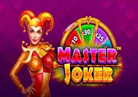 Master Joker – zavrtite točak sreće u kazino igri!