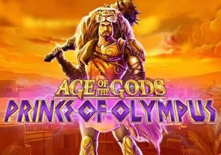 Prince of Olympus – slot sa četiri moćna bonusa!
