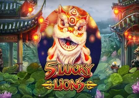 5 Lucky Lions – osvojite lavovski džekpot!