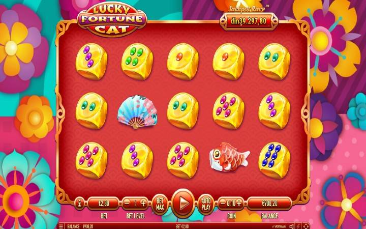 Lucky Fortune Cat, Online Casino Bonus