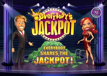 Everybodys Jackpot pruža kazino bonuse svim igračima!