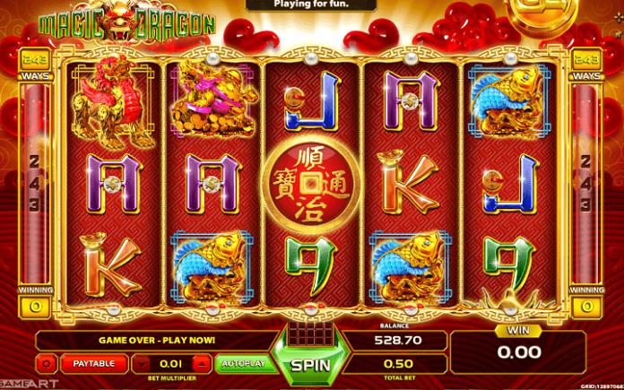 Magic Dragon, Pragmatic Play, Online Casino Bonus