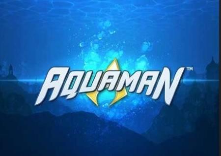 Aquaman – zaronite u podvodni svet za džekpot dobitak!