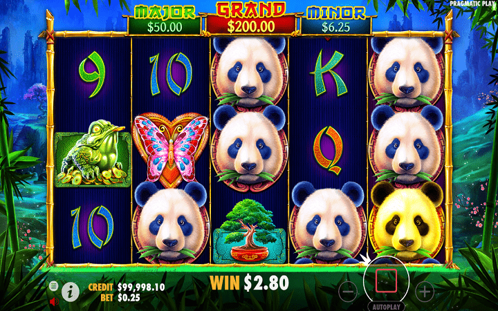 Pandas Fortune