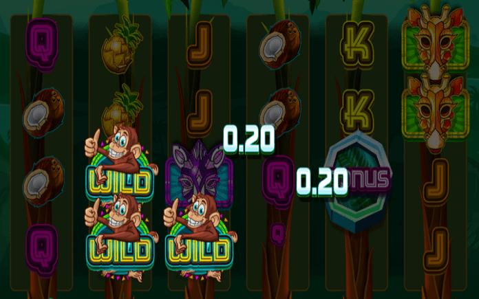Banana Drop, Microgaming, Online Casino Bonus