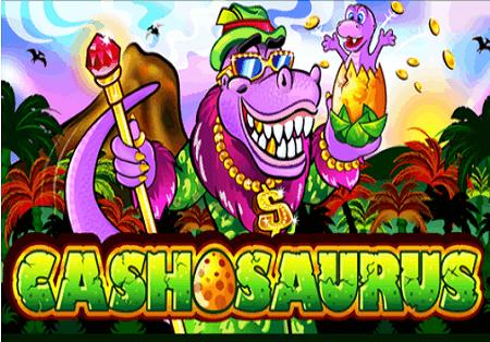 Cashosaurus – univerzum vrhunskih dino bonusa!