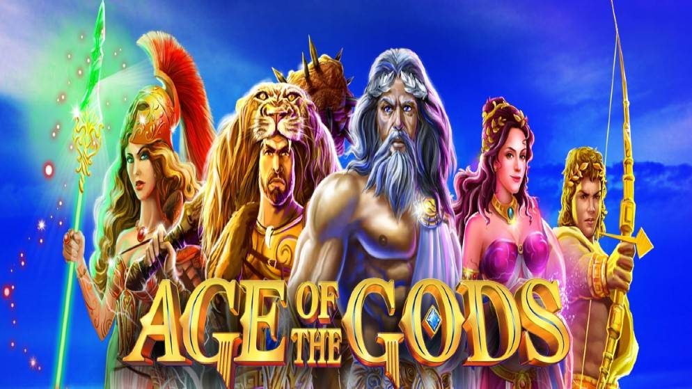 Progresivni džekpot slotovi – Age of the Gods!