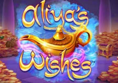 Aliyas Wishes – online slot ispunjava želje!
