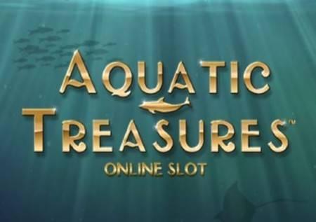 Aquatic Treasures – morske dubine kriju bonuse!