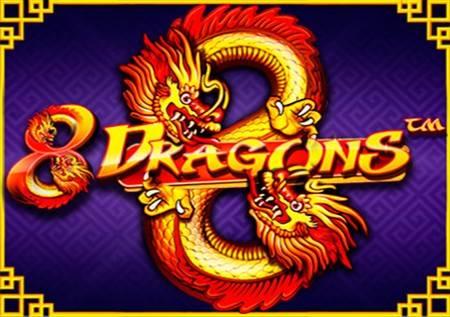 8 Dragons – osetite snagu zmajskog kazino bonusa!