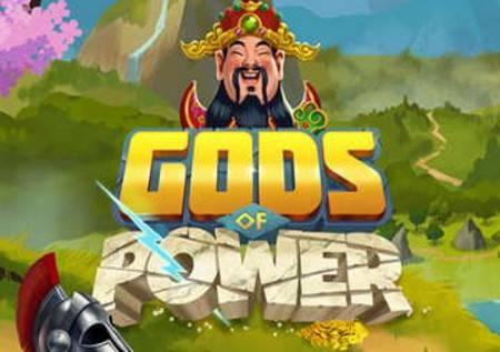 Gods of Power – video slot ekskluzivnih bonusa!