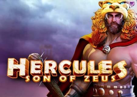 Hercules Son of Zeus – moćna online kazino igra!