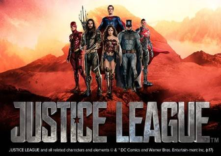Justice League – osvojite progresivni džekpot!
