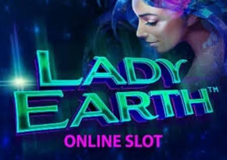 Lady Earth – osvojite kosmičku online bonus igru!