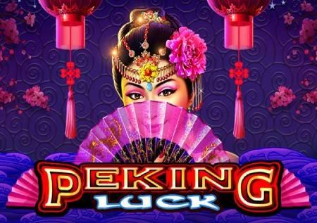 Peking Luck – online kazino igra velikih dobitaka!
