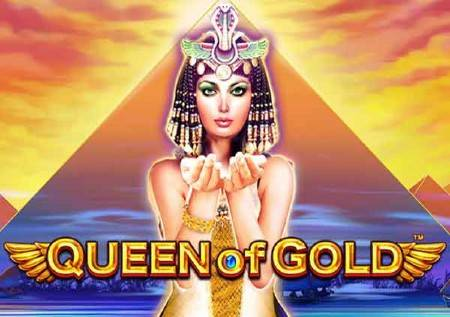 Queen of Gold – osvojite blago drevnog Egipta!