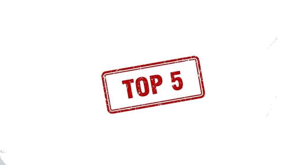 Top 5 Megaways Slotova