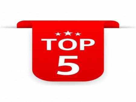 Top 5 slotova sa progresivnim džekpotom