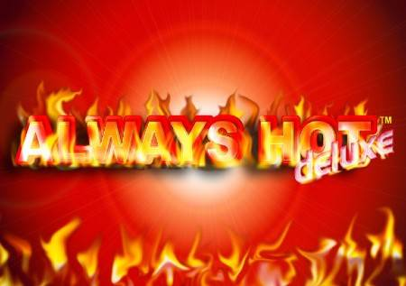 Always Hot Deluxe – paklena kazino zabava