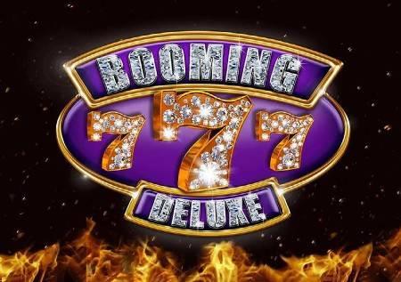 Booming 777 Deluxe – vesela kazino avantura