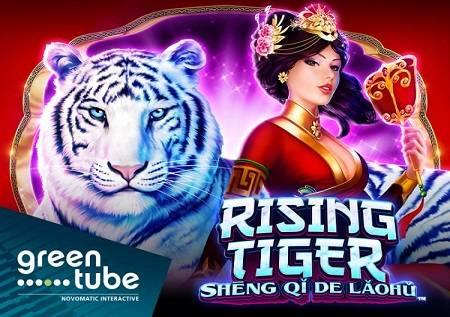 Rising Tiger – slot sa bonus igrama i džekpotovima!