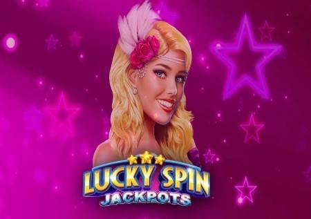 Lucky Spin Jackpots – zvezdani kazino dobici!
